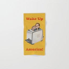 Wake Up Call Hand & Bath Towel