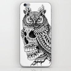Great Horned Skull iPhone & iPod Skin