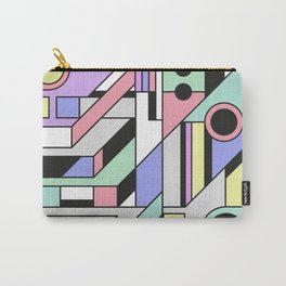 De Stijl Abstract Geometric Artwork 2 Carry-All Pouch