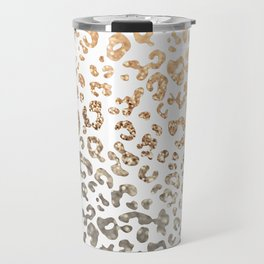 GOLD LEO Travel Mug