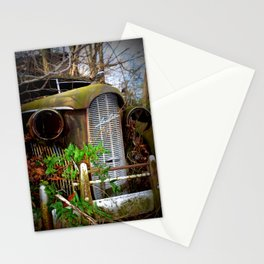 Virginia - Old Car LaSalle Stationery Cards