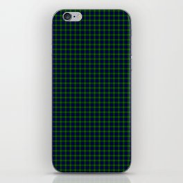 Gordon Tartan iPhone Skin