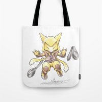 projectrocket Tote Bags featuring This is no Illusion by Randy C