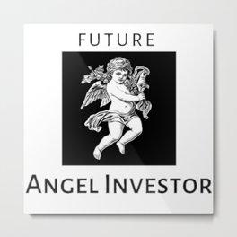 Angel Investor Metal Print