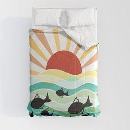 undersea Comforters