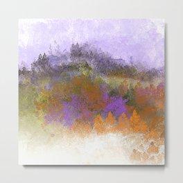 Lavender Sky Metal Print