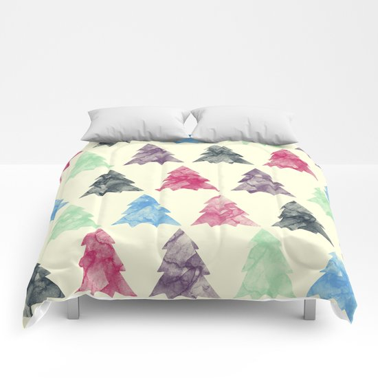 Lovely Pattern  Comforters