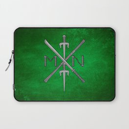 Weapons Down - TMNT Laptop Sleeve