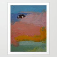 gypsy Art Prints featuring Gypsy by Michael Creese