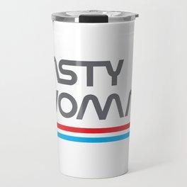NASA Nasty Woman Travel Mug