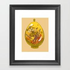 Mami Soul Gem Framed Art Print