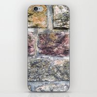 mineral iPhone & iPod Skins featuring MINERAL by Sorbetedelimon