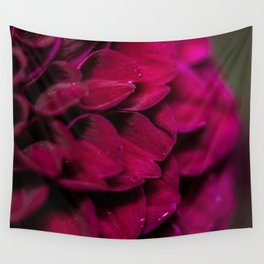 Sultry Petals Wall Tapestry