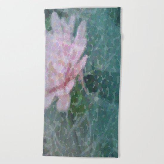 Ninfea Beach Towel