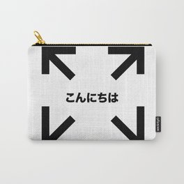 JAPAN // 1 Carry-All Pouch