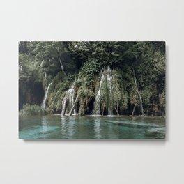 waterfall iv Metal Print