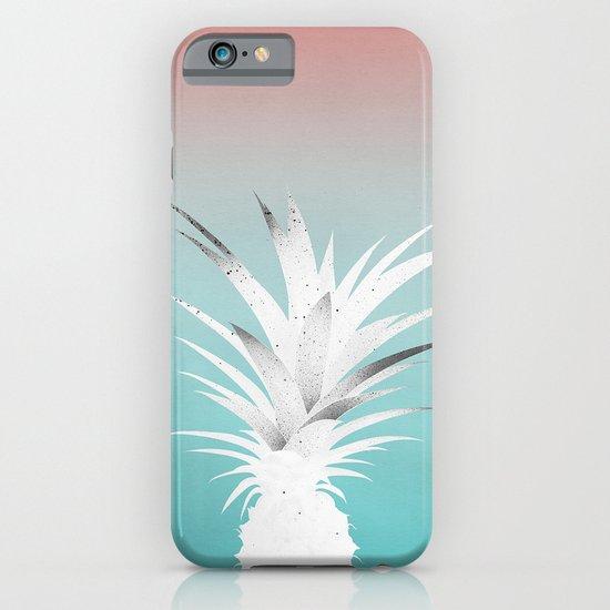 ananas comosus iPhone & iPod Case