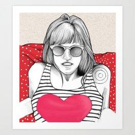 BDC Art Print