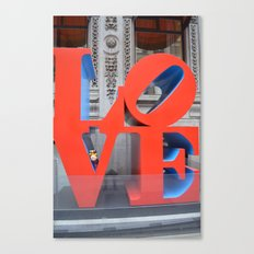 LoVe Gnome Canvas Print