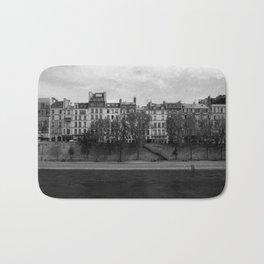 Seine riverbank, Paris. Bath Mat