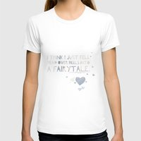 fairytale T-shirts featuring Fairytale by  Dreambox Designs
