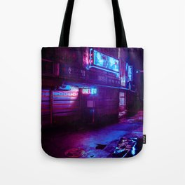 Deep Euljiro Tote Bag
