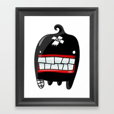 MONSTER 2 Framed Art Print
