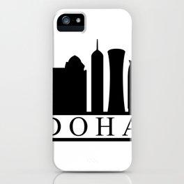skyline doha iPhone Case