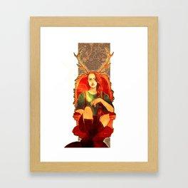 Jehan2 Framed Art Print
