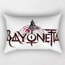 Bayonetta Rectangular Pillow