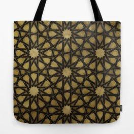 Design illustration based on traditional oriental graphic motifs Tote Bag
