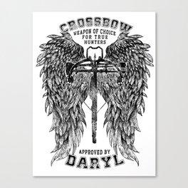 Crossbow Canvas Print