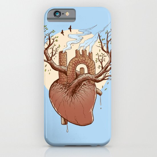Always in my heart iPhone & iPod Case