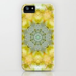 Kaleidoscope of Heart iPhone Case