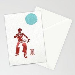 Capoeira 313 Stationery Cards