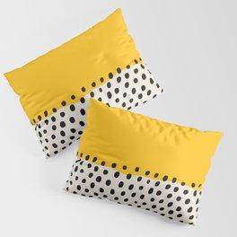 Mid Century Abstract Print, Sunset Art, Living Room Decor, Colour Field, Modernist Modern Art, Colou Pillow Sham