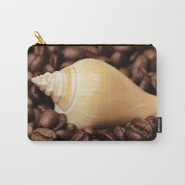 Coffee bean snail Carry-All Pouch