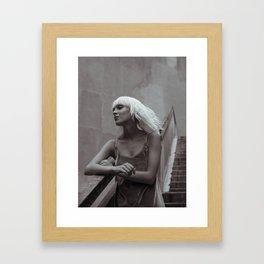 Karina Framed Art Print