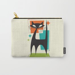 Mister Whiskers Carry-All Pouch