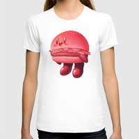 kirby T-shirts featuring Kirby Patty by Vaughn Pinpin