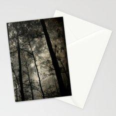 Foggy Nightfall Stationery Cards