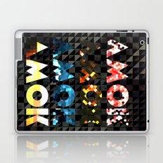 Atoms for Peace: AMOK Laptop & iPad Skin