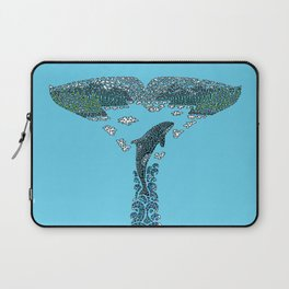 Glacier Bay II Laptop Sleeve