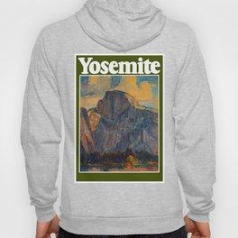 Vintage Yosemite National Park Hoody