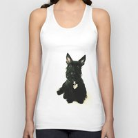 chelsea Tank Tops featuring Chelsea by Zayda Barros