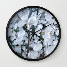 annual honesty Wall Clock