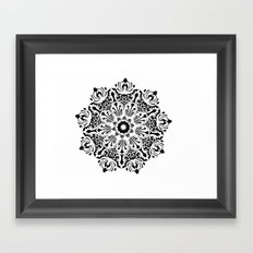 Ornament 01 Framed Art Print