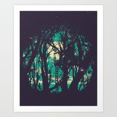 Post Meridiem Art Print