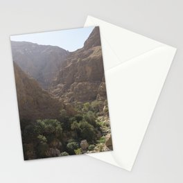 Wadi Shab, Oman Stationery Cards