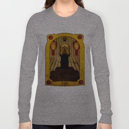 The Hall Of The Mountain King Long Sleeve T-shirt
